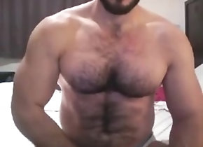 Muscle (Gay);Webcams (Gay) Muscle daddy bear