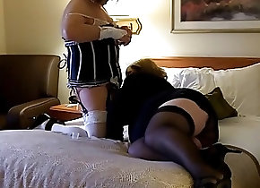 Amateur (Gay);Blowjobs (Gay);Crossdressers (Gay);Hotel;Play Crossdresser's...