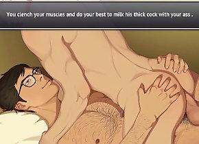 video-game;cartoon;game;coming-out-on-top;big-cock,Bareback;Muscle;Big Dick;Gay;Hunks;Cumshot;Cartoon;Verified Amateurs Coming Out on Top...