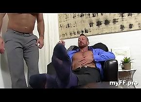 hardcore,blowjob,fetish,gay,footjob,gay Orgasmic foot...