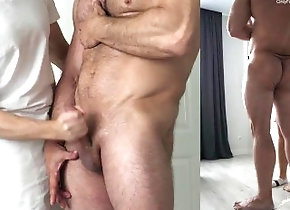 worldstudz;muscle-beast;muscle-bear-daddy;muscle-bull;helping-hand;getting-jerked-off;serviced;gay-for-pay;hairy-man;worship;muscle-worship;old-and-young;bodybuilder;edging;post-orgasm-handjob;hairy-ass,Daddy;Twink;Muscle;Gay;Bear;Hunks;Handjob;Mature;Military Straight...