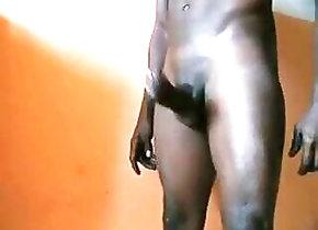 Man (Gay) A huge black cock