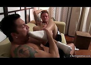 cumshot,hardcore,masturbation,fetish,socks,gay,feet,toes,jock,big-dick,soles,foot-fetish,toe-sucking,bare-feet,dominic-pacifico,myfriendsfeet,shawn-reeve,gay Handsome jock...