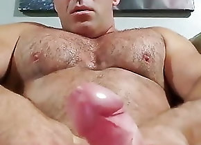 Bear (Gay);Big Cock (Gay);Daddy (Gay);Masturbation (Gay);HD Videos Dilf