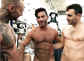 hot-foursome;sexy-underwear;sucking-big-cock;suck-my-big-dick;rimming-asslicking;mutual-rimming;super-hot-group-sex;please-fuck-my-ass;fuck-me-really-hard;foursome-anal;dick-ass-then-mouth;aggressive-fuck;cum-into-mouth;multiple-ejaculation;cumkiss;big-cock,Bareback;Muscle;Fetish;Blowjob;Big Dick;Group;Gay;Hunks;Tattooed Men Sales in the...