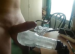 Men (Gay);Amateur (Gay);Masturbation (Gay);Sex Toys (Gay) fleshlight