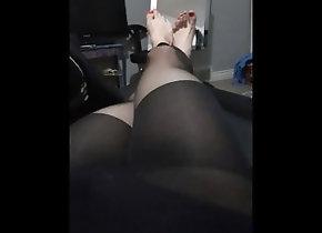 leggings;footjob,Solo Male;Gay;Feet Goddesses Toes