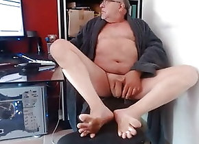 Amateur (Gay);Daddy (Gay);Small Cock (Gay);Webcam (Gay);Gay Daddy (Gay);Gay Feet (Gay) Daddy's Feet