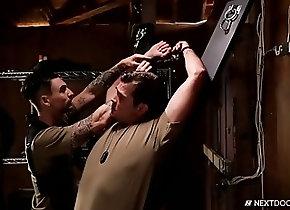 Gay Porn (Gay);Blowjobs (Gay);Hunks (Gay);Military (Gay);Muscle (Gay);NextDoorBuddies (Gay);HD Gays;Johnny;Dominating NextDoorBuddies...