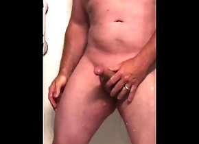 straight-guy;shower-masturbation;shower;gay-squirt;fat-cock;glass-dildo-anal;deep-anal-dildo;solo-anal-orgasm;first-time-anal;pierced-nipples;close-up-cumshot;slow-motion-cumshot;uncircumcised-cock;close-up-anal-fuck;anal-masturbation;chubby-daddy,Daddy;Solo Male;Gay;Straight Guys;Handjob;Uncut;Cumshot;Chubby;Verified Amateurs Chubby guy plays...