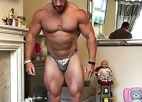 Daddy (Gay);Hunk (Gay);Muscle (Gay);HD Videos SILVER POSERS
