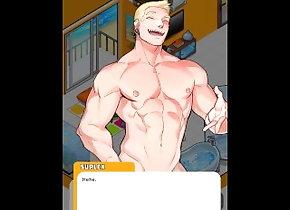 ero-condo;suplex;cartoon;game;video-game;big-cock,Muscle;Solo Male;Big Dick;Gay;Hunks;Cartoon Ero Condo  Suplex...