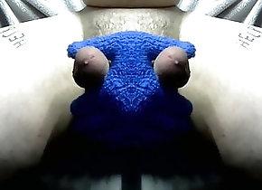 Amateur (Gay);Fat (Gay);Masturbation (Gay);Webcam (Gay);HD Videos blue gloves