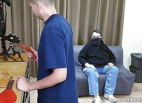 Twink (Gay);BDSM (Gay);Big Cock (Gay);Daddy (Gay);Latino (Gay);Old+Young (Gay);Spanking (Gay);Spanking Straight Boys (Gay);Gay Daddy (Gay);Gay Boy (Gay);Gay Spanking (Gay);Gay Humiliation (Gay);First Gay (Gay);Gay Torture (Gay);HD Videos Brad's First...