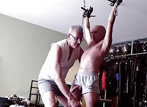 BDSM (Gay);Gay Bondage (Gay);Gay Torture (Gay);Gay CBT (Gay);Couple (Gay);HD Videos Flogging David Kane