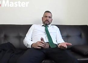stepdad;sph;step-dad;humiliation;dilf;dilf-cum;daddy;step-daddy;daddy-cum;stepdad-caught;suit;suit-and-tie;white-shirt;uncut-daddy;caught-masturbating;stepson,Daddy;Fetish;Solo Male;Gay;Uncut;Mature;Cumshot;Step Fantasy;Verified Amateurs Suited stepdad...