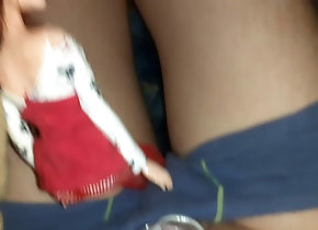 Man (Gay) Red dress Barbie...