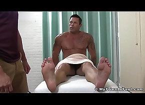 fetish,gay,feet,muscle,worship,joey,hunk,toes,foot-fetish,toe-sucking,toe-licking,myfriendsfeet,gay Feet massage...