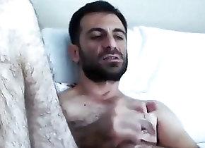 Cum Tribute (Gay);Handjob (Gay);Masturbation (Gay);Gay Muscle (Gay);Hairy Gay (Gay);Gay Webcam (Gay);Gay Cam (Gay) HANDSOME HAIRY...