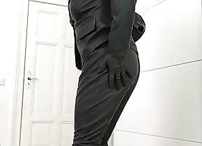 Man (Gay);HD Videos Leather spanking...